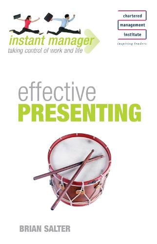 Instant Manager: Effective Presenting - IMC (Paperback)