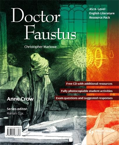 AS/A-Level English Literature: Doctor Faustus Teacher Resource Pack + CD (Spiral bound)