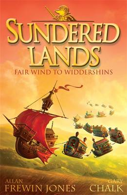 Fair Wind to Widdershins - Sundered Lands v. 2 (Paperback)