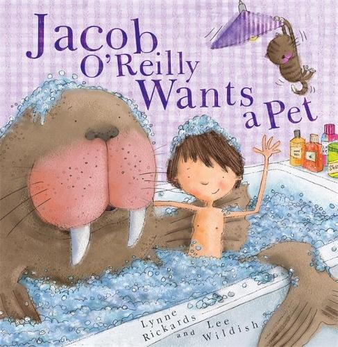 Jacob O'Reilly Wants a Pet (Paperback)