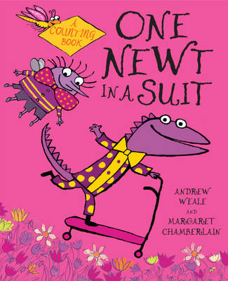 One Newt in a Suit (Paperback)