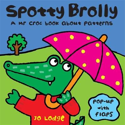 Spotty Brolly (Board book)