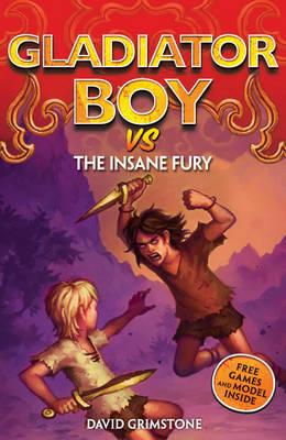 vs the Insane Fury - Gladiator Boy No. 10 (Paperback)