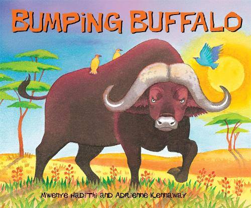 African Animal Tales: Bumping Buffalo - African Animal Tales (Paperback)