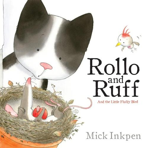 Rollo and Ruff and the Little Fluffy Bird (Paperback)