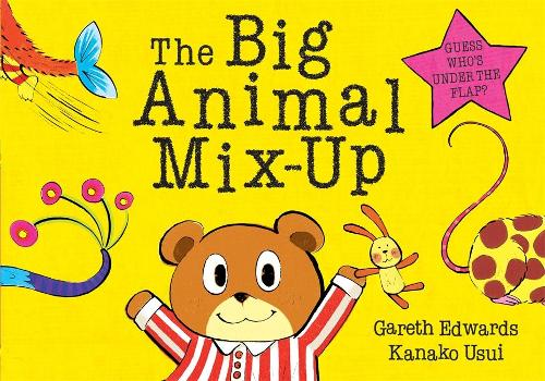 The Big Animal Mix-up (Paperback)