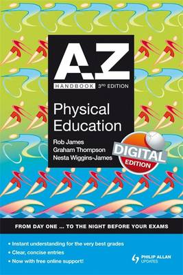 A-Z Physical Education Handbook - Complete A-Z (Paperback)