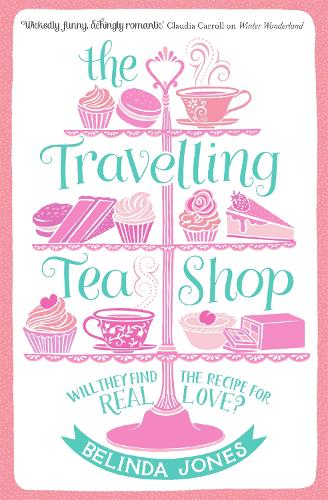 The Travelling Tea Shop (Paperback)