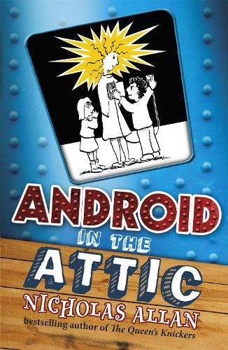 Android in The Attic (Paperback)