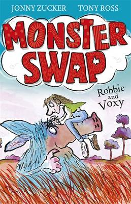 Robbie and Voxy - Monster Swap v. 1 (Paperback)