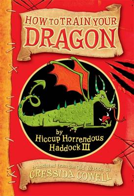 How to Train Your Dragon - How to Train Your Dragon 1 (Hardback)