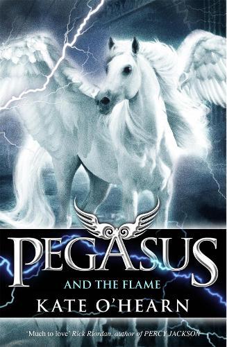 Pegasus and the Flame: Book 1 - Pegasus (Paperback)