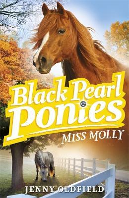 Black Pearl Ponies: Miss Molly: Book 3 - Black Pearl Ponies (Paperback)