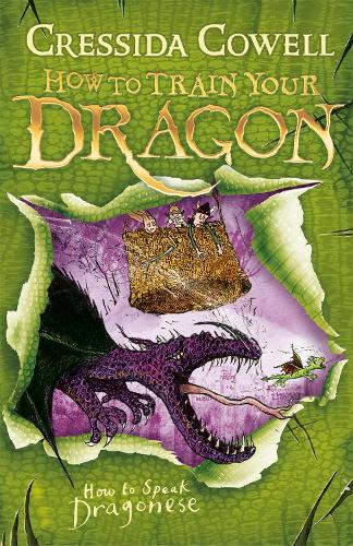 How To Speak Dragonese: Book 3 - How To Train Your Dragon (Paperback)