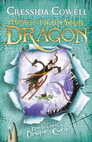 How to Train Your Dragon: How To Cheat A Dragon's Curse: Book 4 - How to Train Your Dragon (Paperback)