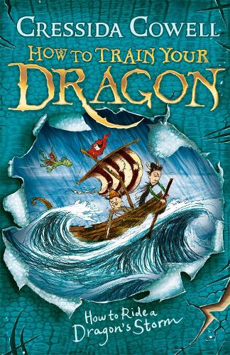 How to Train Your Dragon: How to Ride a Dragon's Storm: Book 7 - How to Train Your Dragon (Paperback)