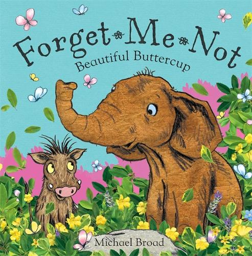 Forget-Me-Not: Beautiful Buttercup - Forget-Me-Not (Paperback)