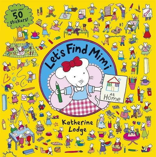 Let's Find Mimi: At Home - Let's Find Mimi (Paperback)