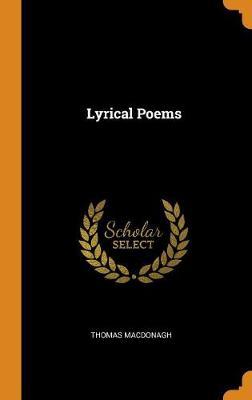 Lyrical Poems (Hardback)