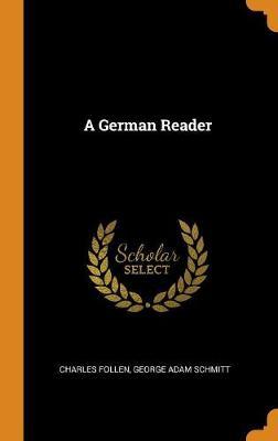 A German Reader (Hardback)