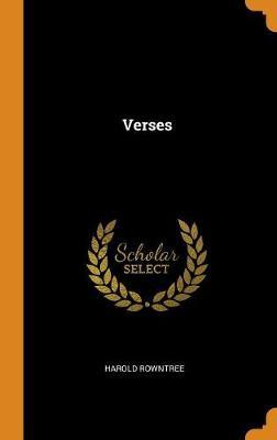 Verses (Hardback)