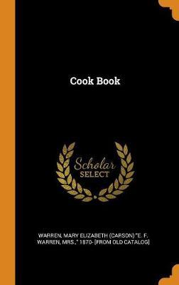 Cook Book (Hardback)