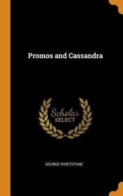 Promos and Cassandra (Hardback)