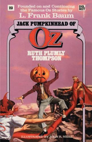 Jack Pumpkinhead of Oz (the Wonderful Oz Books, #23) - Wonderful Oz Books (Paperback) 23 (Paperback)
