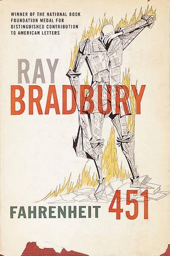 Fahrenheit 451 - A Del Rey book (Paperback)