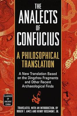 Analects of Confucius (Paperback)