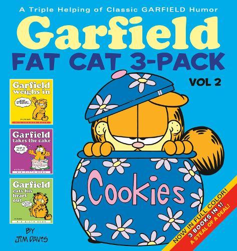 Garfield Fat Cat 3-Pack Vol 2 (Paperback)