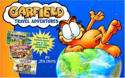 Garfield: Travel Adventures (Paperback)