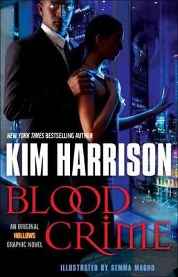 Blood Crime (Graphic Novel) (Hardback)