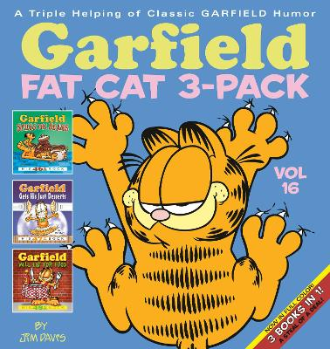 Garfield Fat Cat 3-Pack #16 (Paperback)