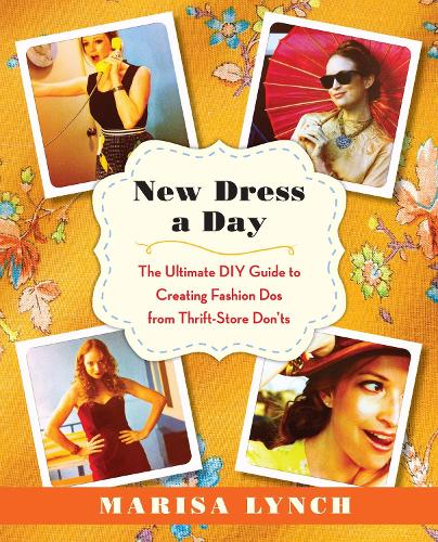 New Dress A Day (Paperback)