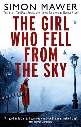 The Girl Who Fell From The Sky (Paperback)