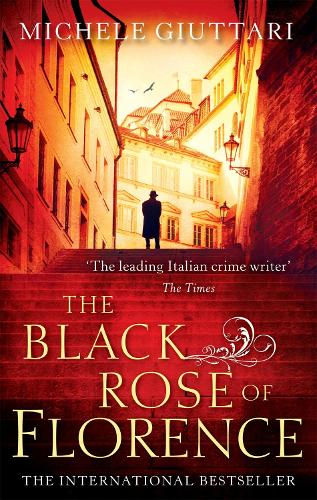 The Black Rose Of Florence - Michele Ferrara (Paperback)