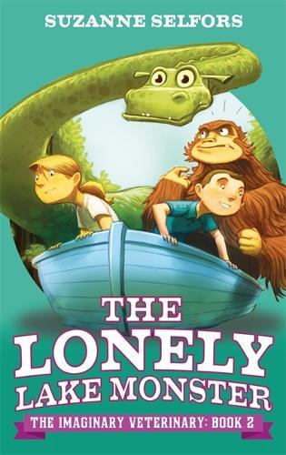 Imaginary Veterinary: The Lonely Lake Monster: Book 2 - Imaginary Veterinary (Paperback)