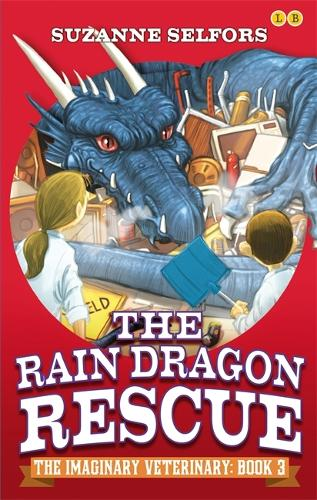 Imaginary Veterinary: The Rain Dragon Rescue: Book 3 - Imaginary Veterinary (Paperback)