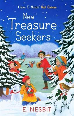 New Treasure Seekers - Virago Modern Classics (Paperback)