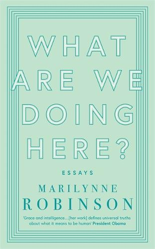 What are We Doing Here? (Hardback)