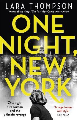 One Night, New York (Hardback)
