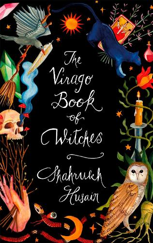 The Virago Book Of Witches (Hardback)