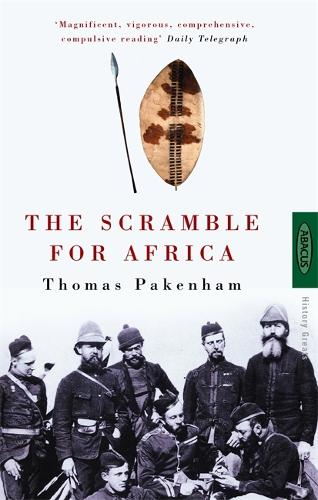 The Scramble For Africa (Paperback)