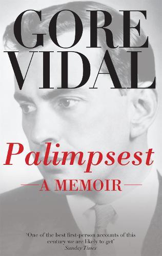 Palimpsest: A Memoir (Paperback)