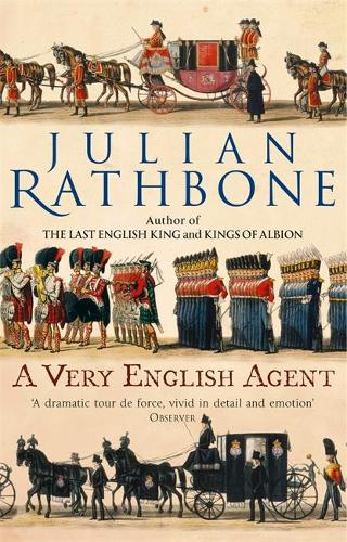 A Very English Agent (Paperback)