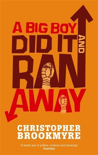 A Big Boy Did It And Ran Away (Paperback)
