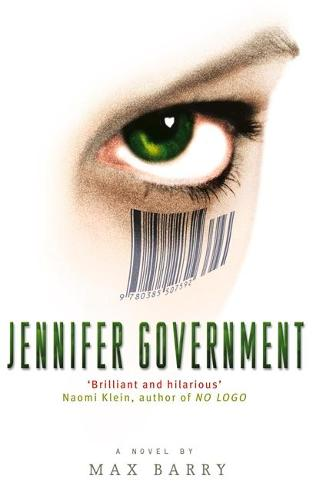 Jennifer Government (Paperback)