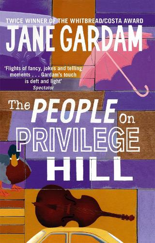The People On Privilege Hill (Paperback)