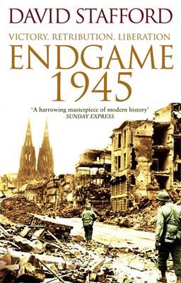 Endgame 1945: Victory, Retribution, Liberation (Paperback)